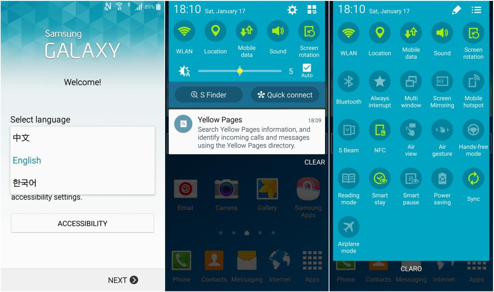 how to update samsung s4 to lollipop manually