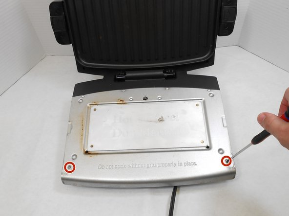 george foreman grill model grp99 manual