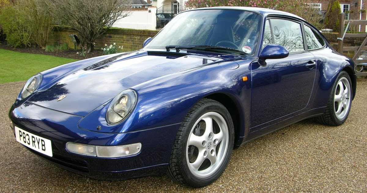 porsche 993 owners manual download