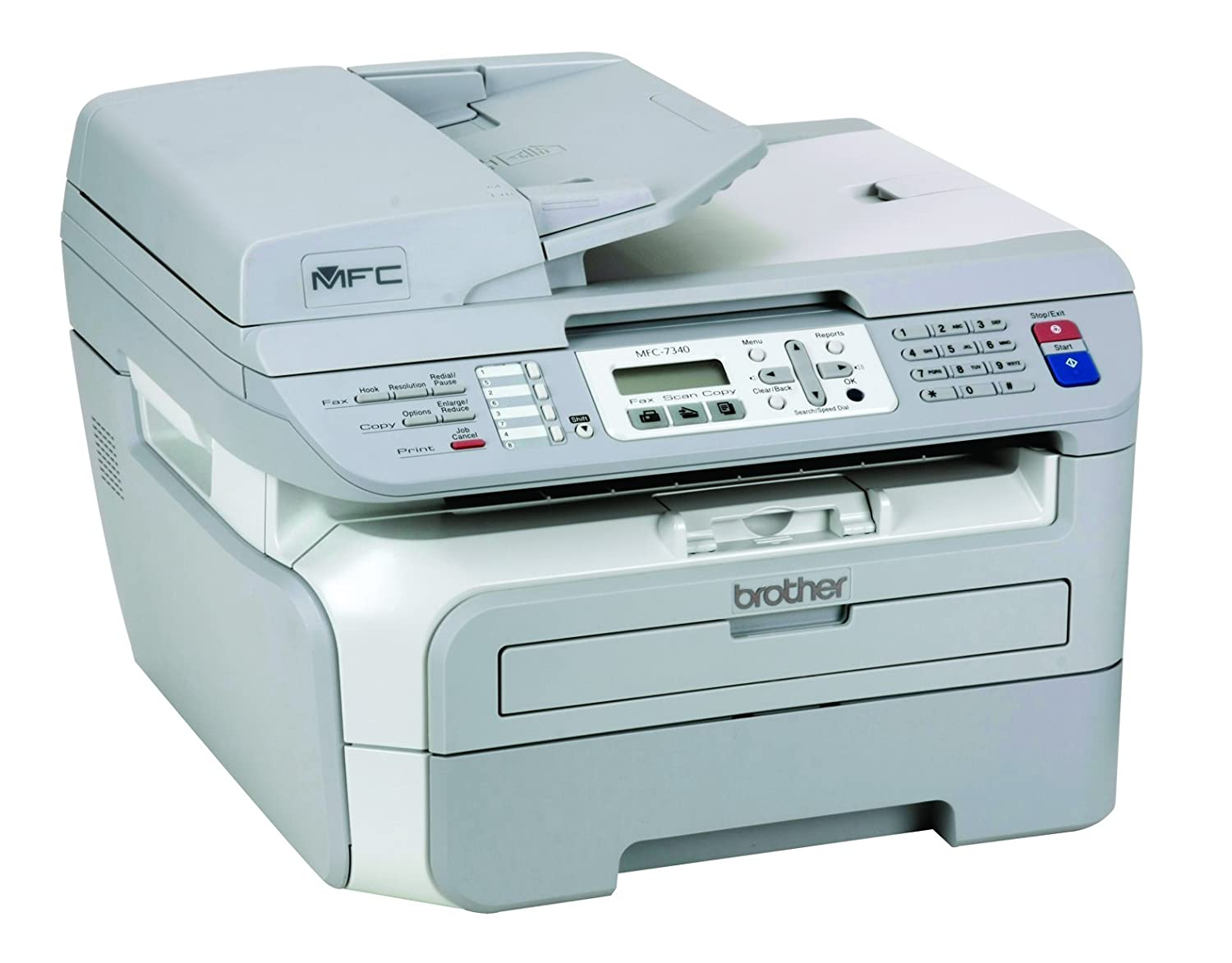 brother mfc 7340 manual pdf