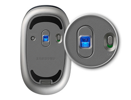 samsung bluetooth laser mouse manual