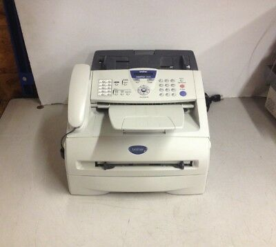 brother model fax 2820 manual