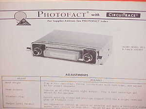 manual for sears stereo model 132.91940451