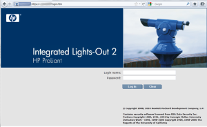 hp lights-out online configuration utility for linux manual