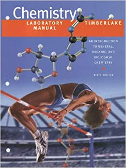 laboratory manual for general organic and biological chemistry timberlake pdf